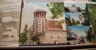 В Омске пристроят новый объект в Дому купца Козьмина