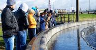 «Росводоканал Омск» показал студентам технологию очистки воды