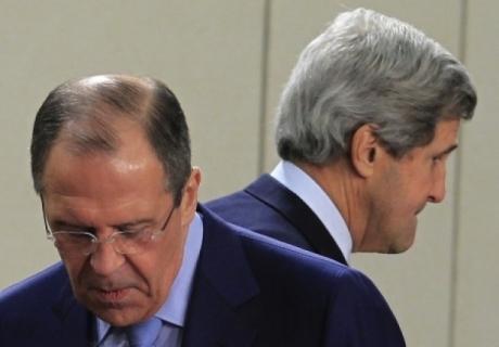 Лавров попросил Керри не препятствовать работе ОБСЕ