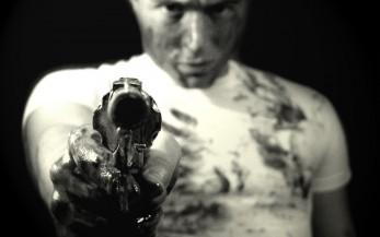 В аэропорту Омска поймали мужчину с пистолетом