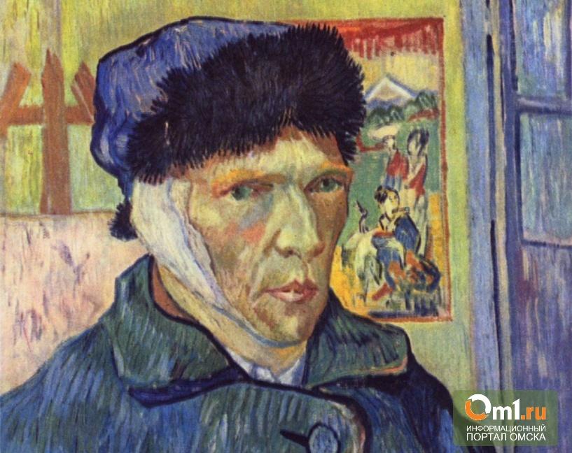Немцам показали ухо Ван Гога, выращенное из клеток праправнука его брата
