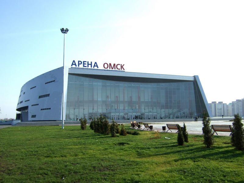В Омске 16 августа на несколько часов перекроют район «Арены-Омск»