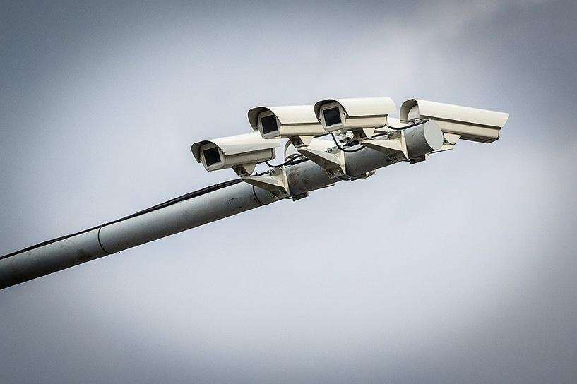 В Омске установлены новые камеры фотофиксации