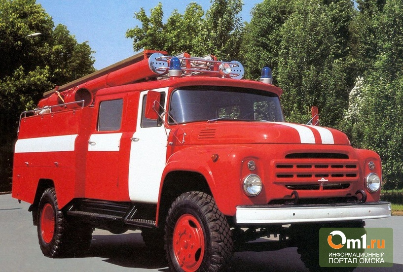 Причиной пожара в Омской области, где погибли дети, могла стать непотушенная сигарета
