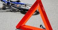 В Омске на Завертяева грузовик сбил велосипедиста