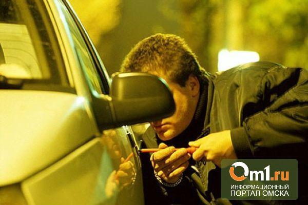 В Омске поймали автовора, грабившего иномарки девушек