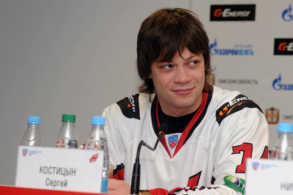 Костицын не собирается приезжать в Омск во второй раз