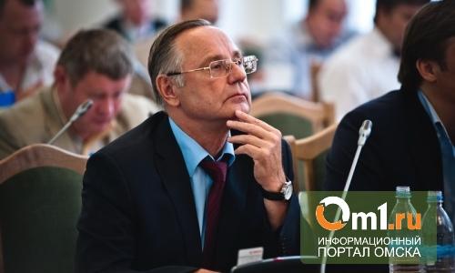 Кокорин предложил не строить больше на Левом берегу Омска гипермаркеты