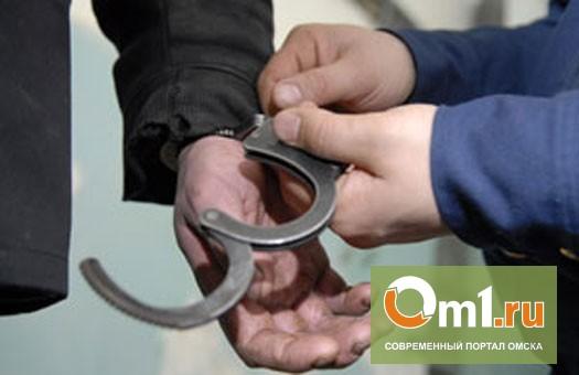 Омичи задержали водителя-наркомана в Дружино