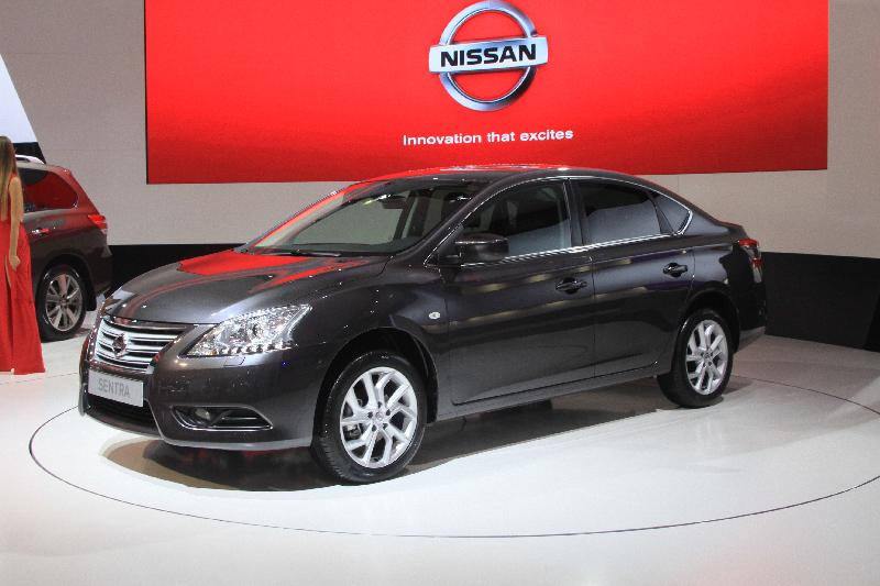 Как Teana, только меньше: Nissan показал новый седан для России