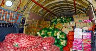 Из Омской области на Дальний Восток отправили 19 миллионов пожертвований