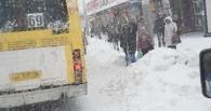Топ-5 событий недели в Омске: снегопад, эвакуация студентов и омич-регулировщик