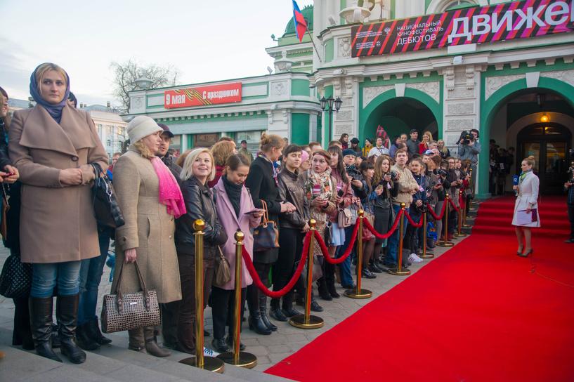 В Омске состоялось открытие кинофестиваля «Движение»