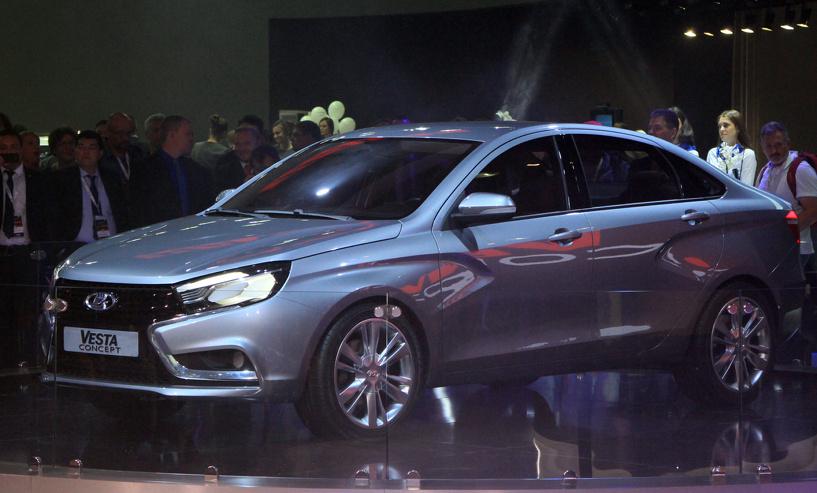Кажется, получилось: АвтоВАЗ делает пилотную партию Lada Vesta