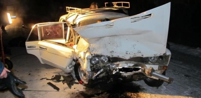 В Омской области произошло ДТП, в котором погибли 4 человека