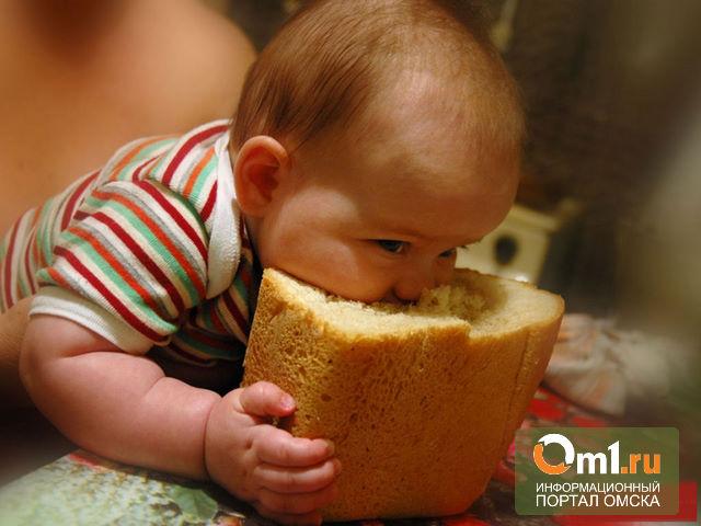 В Омске с апреля хлеб подорожает сразу на 15%