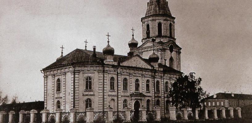 Реконструкция Воскресенского собора началась с протеста общественников