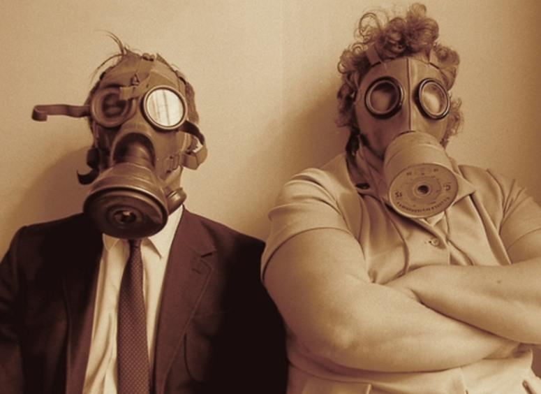 В Омске зафиксирован повышенный уровень загрязнения атмосферы