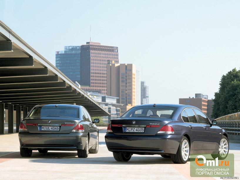 Гараж правительства Омской области избавился от 46 автомобилей