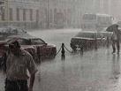 В Омске опасность ливней и шквального ветра сохранится до 9 июня
