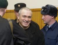 Михаила Ходорковского выдвинули на премию «Золотое перо»