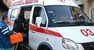 В Омске порывом субботнего ветра убило 85-летнюю старушку