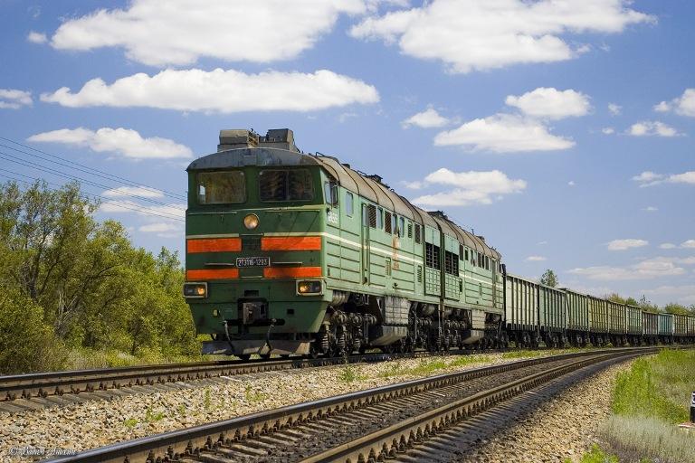 В Омске грузовой поезд насмерть сбил мигранта из Узбекистана