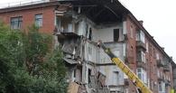 В Перми обрушился весь подъезд пятиэтажного дома (обновлено)