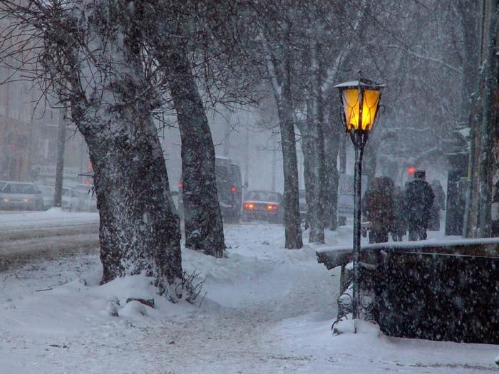 Крещенских морозов не будет: омичей ждут теплые и снежные выходные