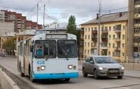 Троллейбус №4 уходит в отпуск на неделю