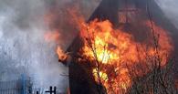 В Омске на пожаре погиб 69-летний дачник