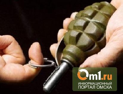 Житель Омской области добровольно сдал полиции гранату