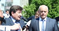 Назаров пообещал Двораковскому выделить больше денег на строительство и ремонт дорог