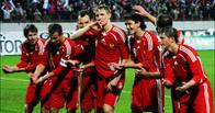 РФС получит 8 миллионов евро, когда футбольная сборная выйдет на ЧМ-2014