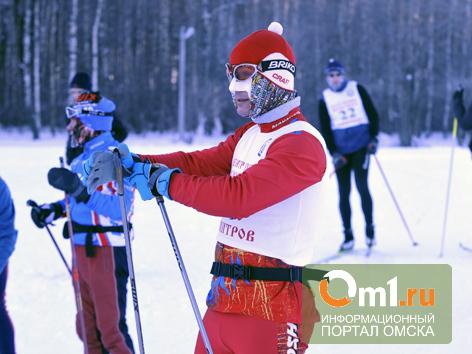 Лыжный сезон в Омске откроют при 30-градусном морозе