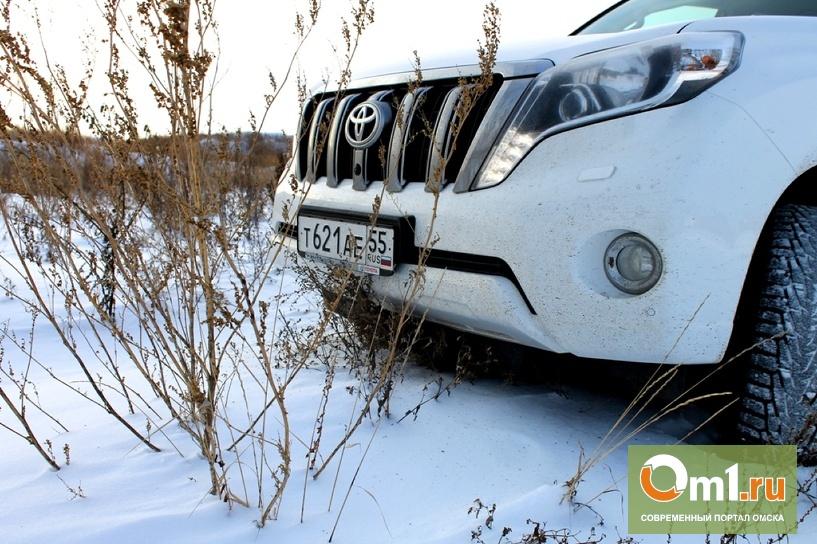 Внедорожник про запас: оцениваем Toyota LC Prado после рестайлинга