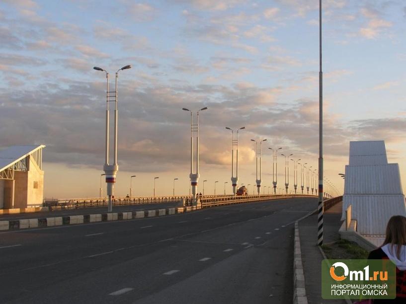 В Омске могут на полгода закрыть на ремонт метромост