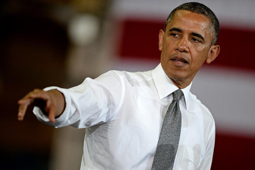На всякий случай: Обама подписал закон о новых санкциях против России