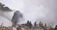 Грузовой «Боинг» рухнул в селе под Бишкеком