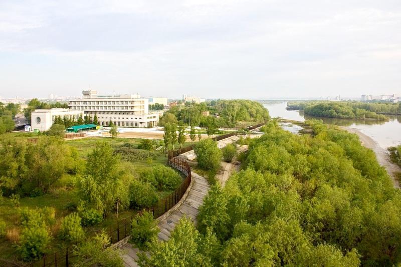 Проект реконструкции омского профилактория «Восход» сдадут этой осенью