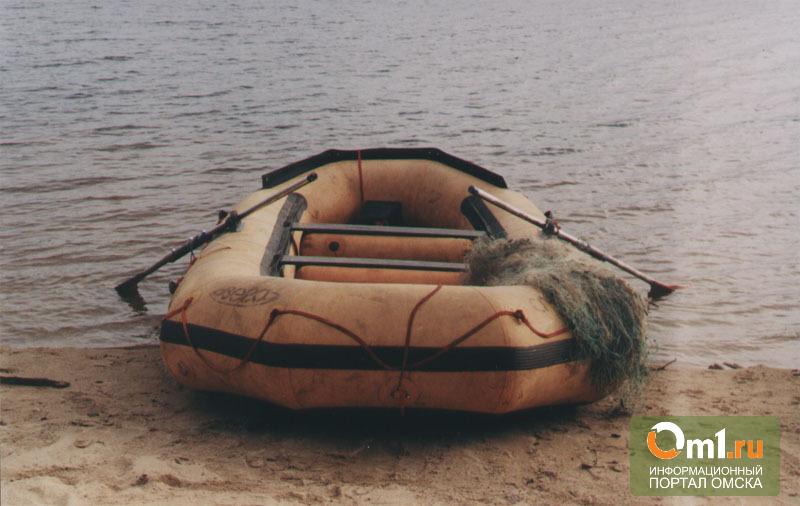 В Омской области во время рыбалки утонул 28-летний парень