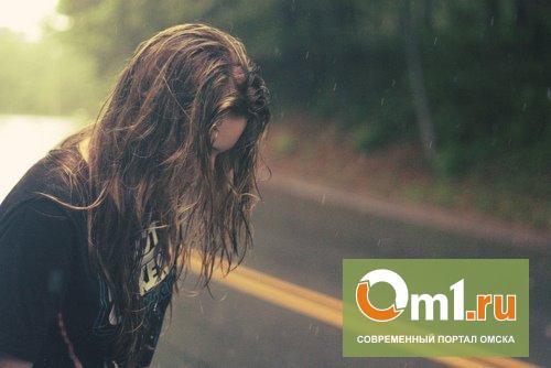 В Омске ищут девушку неопрятного внешнего вида