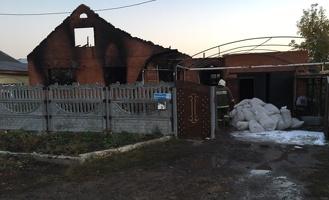 МЧС опубликовало подробности пожара в Калачинске, унесшего жизни детей