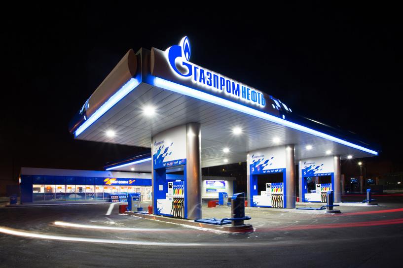 Реализация нефтепродуктов в сети АЗС «Газпромнефть» выросла в 2014 году на 9%