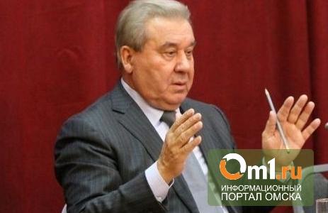 Полежаев напомнил о духовности и о том, кто восстановил Успенский собор в Омске