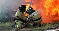 При пожаре на автомойке в Омске погиб рабочий
