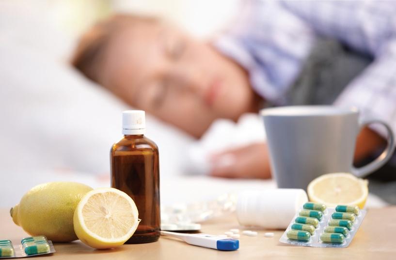 За неделю более 18 000 омичей заболели гриппом и ОРВИ