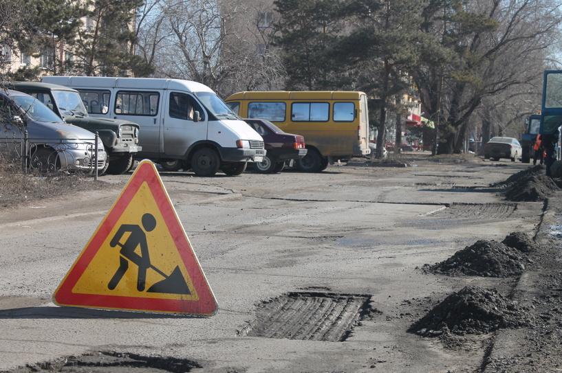 Инспекция ОНФ: Передвигаться по дорогам Омска опасно