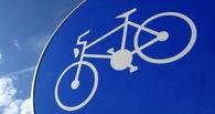 В Омске на переходе сбили велосипедиста