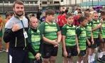 Юные омичи завоевали бронзу на «Кубке банка Зенит»
